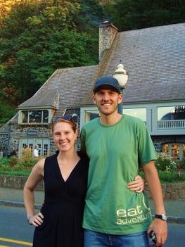 Portland Tour Guides Allen & Angie